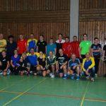 Spieler Badmintonturnier 2016